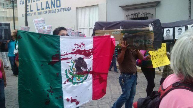 Cuatro personas fueron degolladas en México