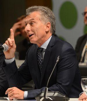 Macri en el G-20: