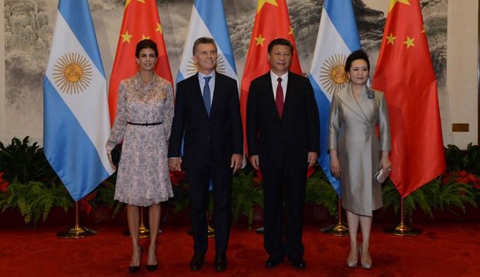Macri firmó acuerdos por 17 mil