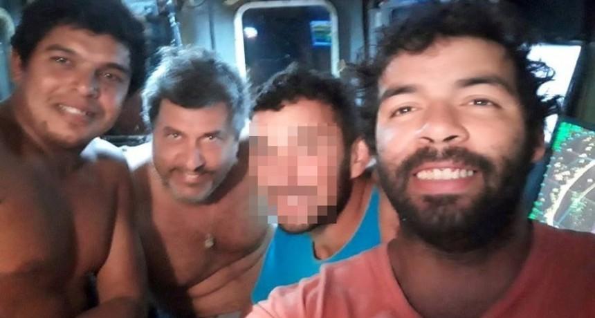 Los marinos del Rigel, hombres habituados a un trabajo desgastante en largos viajes de pesca
