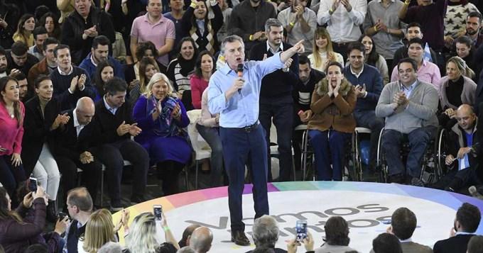 Macri, al votante: