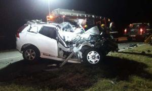 El trágico final de De la Sota: así quedó el auto en el que viajaba