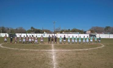 Cuartos de final del Campeonato Local de Fútbol