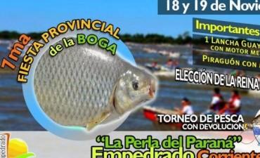Fiesta Provincial de la Pesca de la Boga