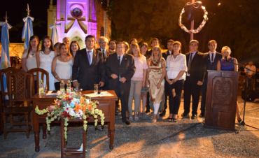 Asunción de autoridades y Gabinete municipal