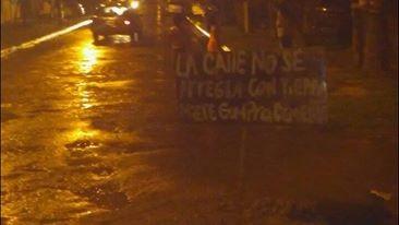 Autoconvocados protestarían por el mal estado de las calles