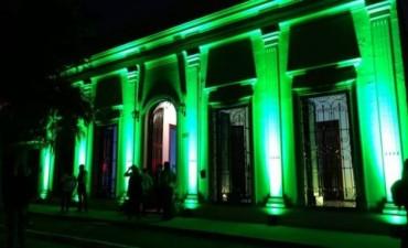 Colombi inauguró la Casa de Corrientes en Empedrado
