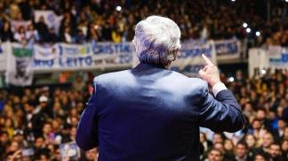 Macri y Alberto Fernández, con la mirada puesta en el voto cordobés