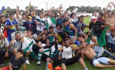 Atlético Itatí campeón del fútbol empedradeño temporada 2015